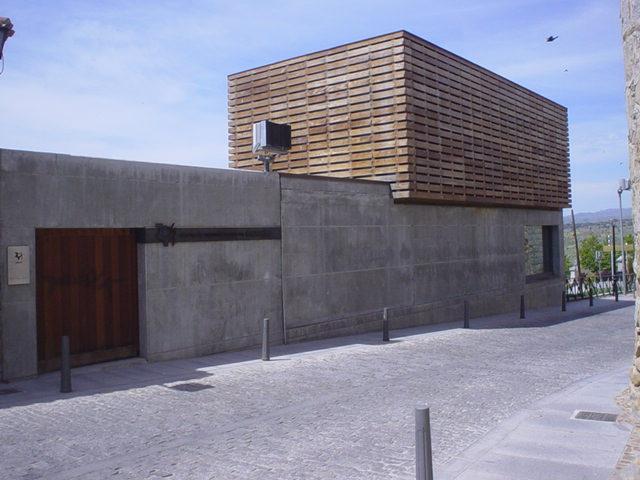 Centro de Interpretación de la mística
